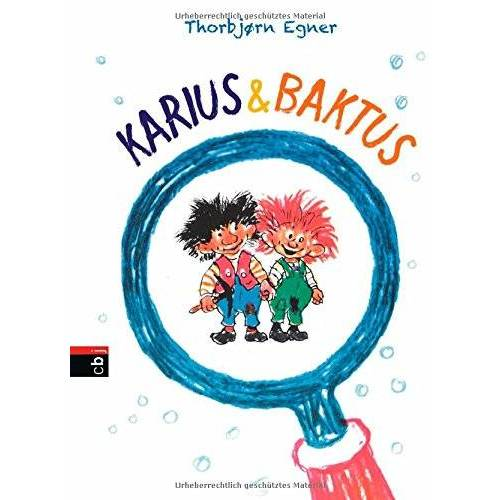 Thorbjoern Egner - Karius & Baktus - Preis vom 20.10.2020 04:55:35 h