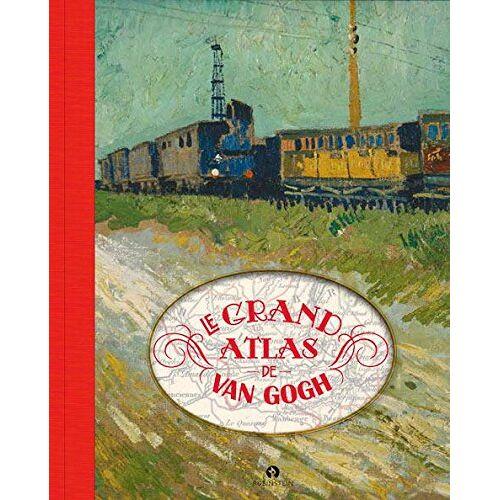 Nienke Denekamp - Le grand atlas de Van Gogh - Preis vom 08.05.2021 04:52:27 h