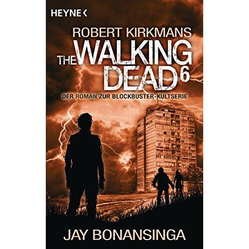 Burning Series Walking Dead