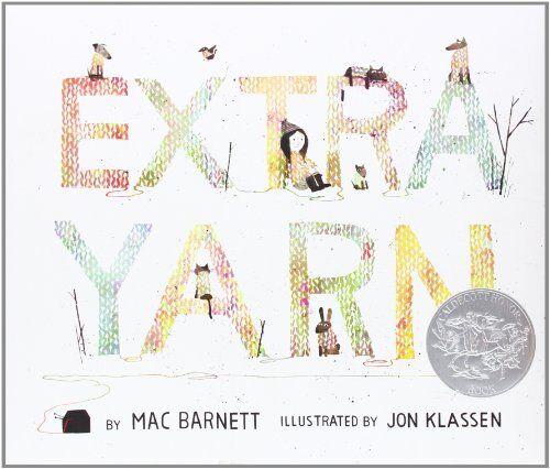 Mac Barnett - Extra Yarn (E. B. White Read-Aloud Award. Picture Books) - Preis vom 23.10.2021 04:56:07 h