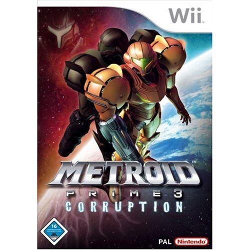 Nintendo - Metroid Prime 3 - Corruption - Preis vom 11.06.2021 04:46:58 h
