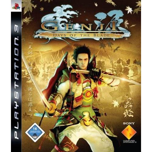Sony - Genji: Days of the Blade - Preis vom 19.06.2021 04:48:54 h