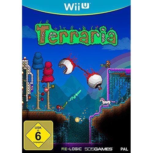 505 Games - Terraria - Preis vom 16.06.2021 04:47:02 h