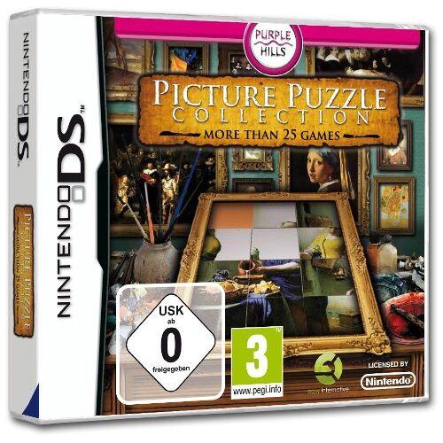 Purple Hills - Picture Puzzle - Preis vom 11.10.2021 04:51:43 h
