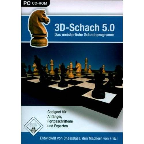 bhv - 3D Schach 5.0 - Preis vom 20.06.2021 04:47:58 h