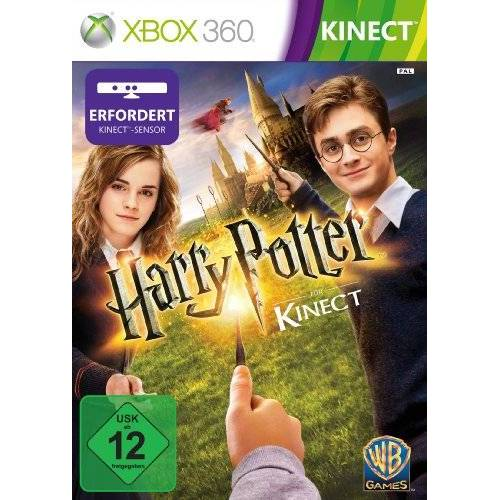 Warner Bros. - Harry Potter Kinect (Kinect) - Preis vom 22.06.2021 04:48:15 h