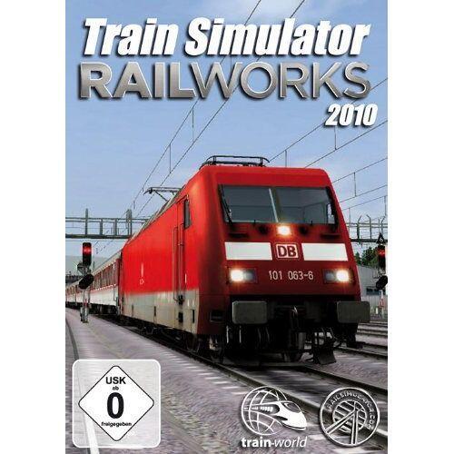 Aerosoft - Train Simulator - Railworks 2010 - Preis vom 18.06.2021 04:47:54 h
