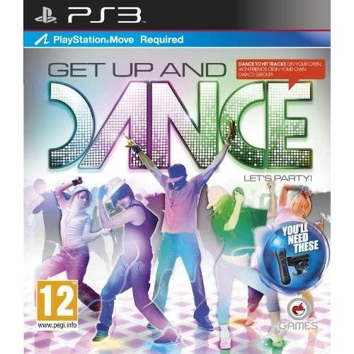 F+F Distribution - Get Up And Dance (Move) - Preis vom 16.06.2021 04:47:02 h