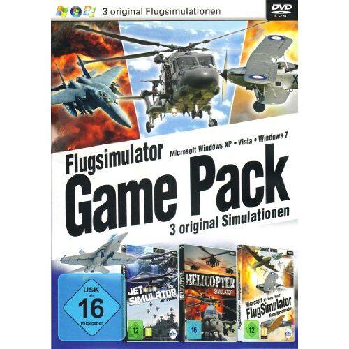 media Verlagsgesellschaft mbh - Flugsimulator Game Pack - Preis vom 11.06.2021 04:46:58 h