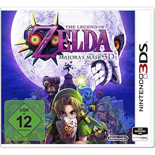 Nintendo - The Legend of Zelda: Majora's Mask 3D - Preis vom 22.06.2021 04:48:15 h