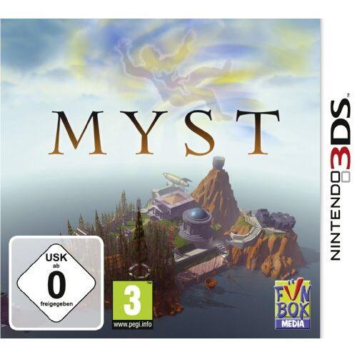 Flashpoint AG - Myst - Preis vom 17.06.2021 04:48:08 h