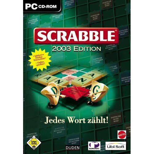 Ubisoft - Scrabble 2003 - Preis vom 21.06.2021 04:48:19 h