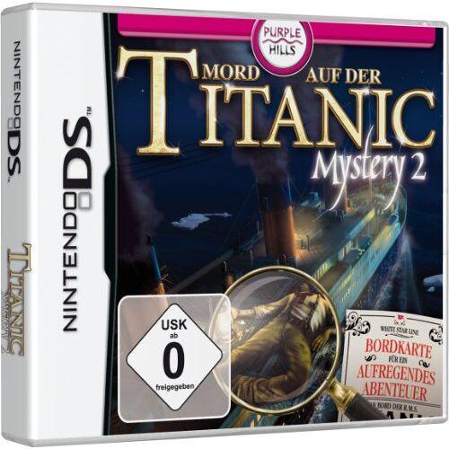 Purple Hills - Titanic Mystery 2 - Mord auf der Titanic - Preis vom 17.06.2021 04:48:08 h