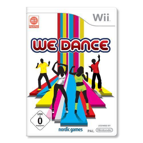 Nordic Games - We Dance (Standalone) - Preis vom 17.05.2021 04:44:08 h