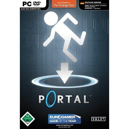 Valve - Portal (DVD-ROM) - Preis vom 09.06.2021 04:47:15 h