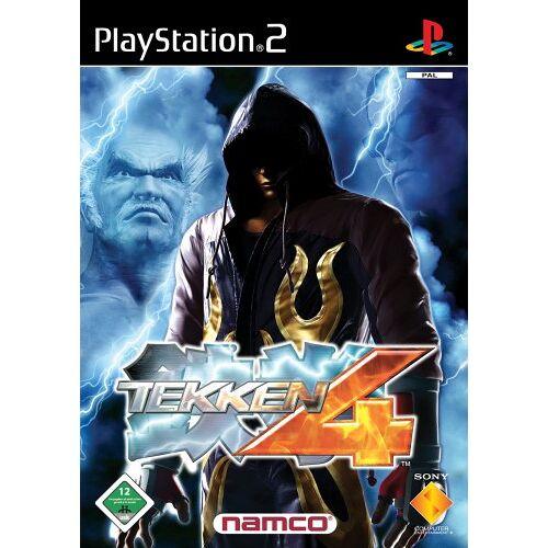 Sony - Tekken 4 - Preis vom 19.06.2021 04:48:54 h