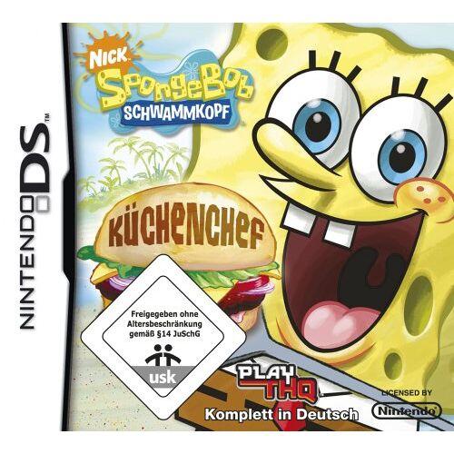 THQ - SpongeBob Schwammkopf - Küchenchef - Preis vom 17.05.2021 04:44:08 h