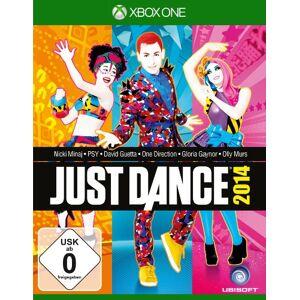 Ubisoft - Just Dance 2014 - [Xbox One] - Preis vom 23.01.2021 06:00:26 h