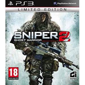 Game - Sniper 2- Ghost Warrior PS3 Ltd. Ed. - Preis vom 29.11.2020 05:58:26 h