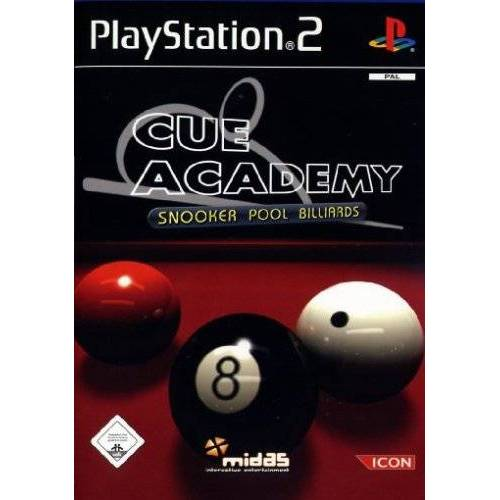 THQ - Cue Academy: Snooker, Pool, Billard - Preis vom 20.01.2021 06:06:08 h