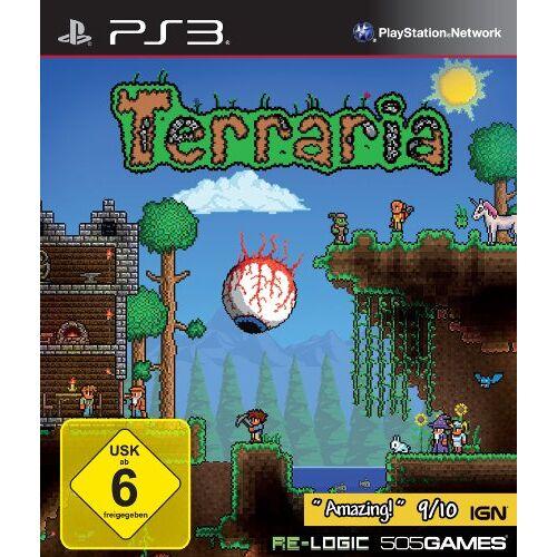 Headup Games - Terraria - Preis vom 18.04.2021 04:52:10 h