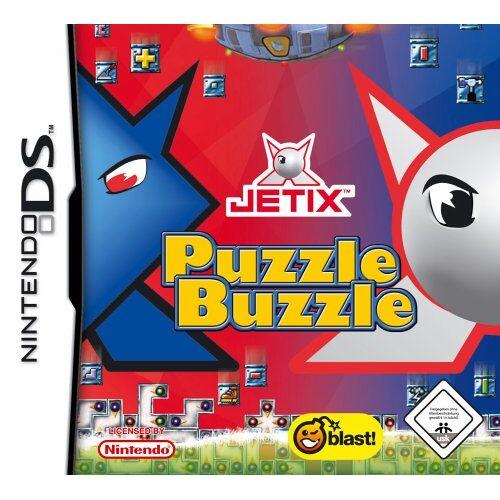 Disky - Jetix Puzzle Buzzle - Preis vom 17.01.2020 05:59:15 h