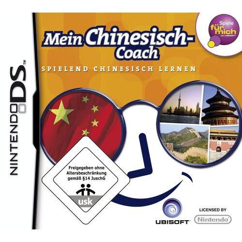Ubisoft - Mein Chinesisch-Coach - Spielend Chinesisch Lernen - Preis vom 25.10.2020 05:48:23 h