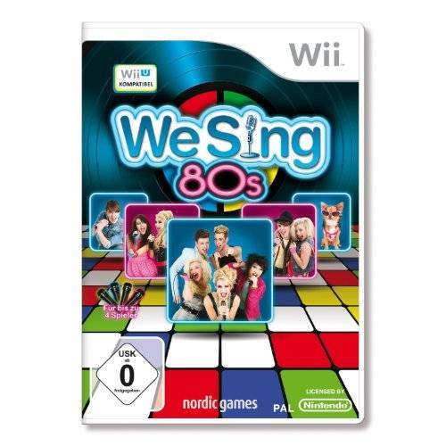 Nordic Games - We Sing 80s (Standalone) - Preis vom 12.05.2021 04:50:50 h