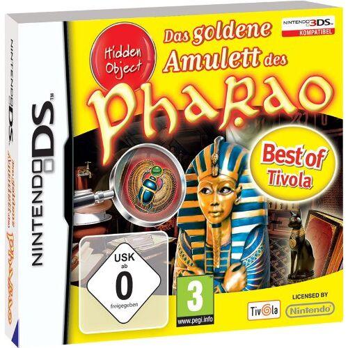 Tivola - Best of Tivola: das goldene Amulett des Pharao - Preis vom 07.03.2021 06:00:26 h