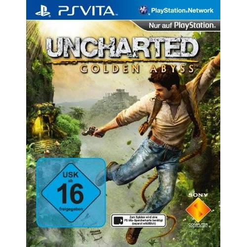 Sony - Uncharted: Golden Abyss - Preis vom 04.05.2021 04:55:49 h