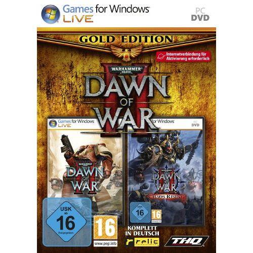 THQ - Warhammer 40,000: Dawn of War II - Gold Edition - Preis vom 07.04.2020 04:55:49 h