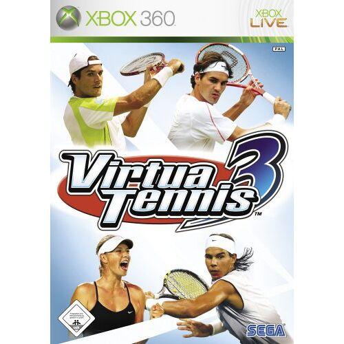 Sega - Virtua Tennis 3 - Preis vom 12.02.2020 05:58:47 h