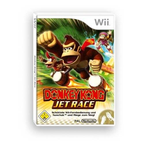 Nintendo - Donkey Kong - Jet Race - Preis vom 21.10.2020 04:49:09 h