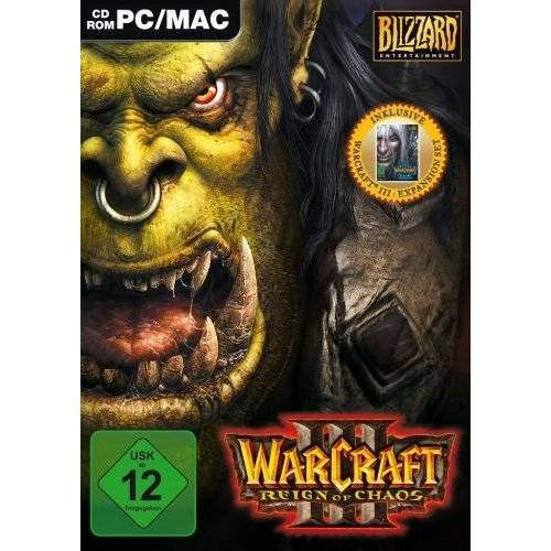 Blizzard Entertainment - Warcraft III: Reign of Chaos + WarCraft III Expansion Set - Preis vom 17.01.2020 05:59:15 h