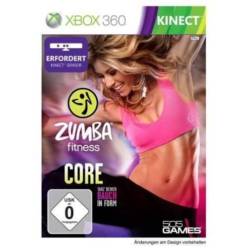 505 Games - Zumba Fitness Core (Kinect) - [Xbox 360] - Preis vom 18.11.2019 05:56:55 h