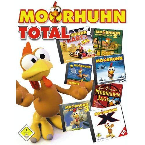 ak tronic - Moorhuhn Total - Preis vom 20.10.2020 04:55:35 h