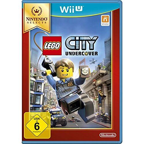 Nintendo - Lego City Undercover - Nintendo Selects - [Wii U] - Preis vom 03.04.2020 04:57:06 h