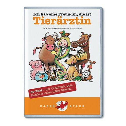 Rabenstark Spielzeug - Ich habe eine Freundin, die ist Tierärztin - Preis vom 17.01.2020 05:59:15 h