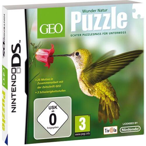 Tivola - GEO Puzzle: Wunder Natur - Preis vom 02.03.2021 06:01:48 h