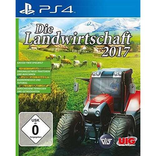 UIG - Die Landwirtschaft 2017 - Preis vom 13.05.2021 04:51:36 h