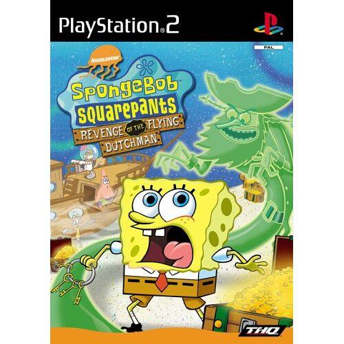 THQ - SpongeBob: Revenge of the Flying Dutchman - Preis vom 13.11.2019 05:57:01 h