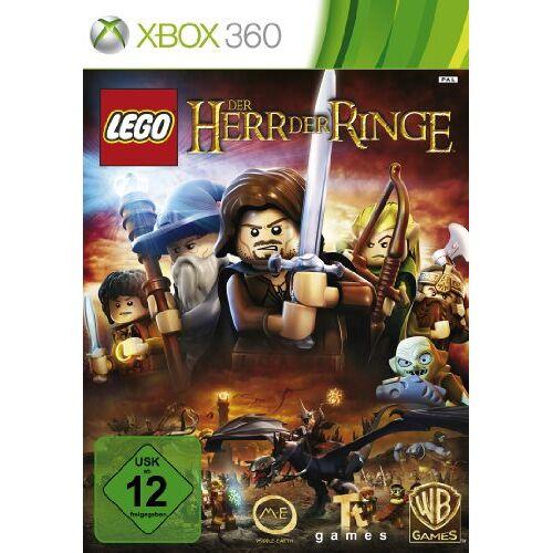 Warner Bros. - LEGO Der Herr der Ringe [Software Pyramide] - [Xbox 360] - Preis vom 08.05.2021 04:52:27 h