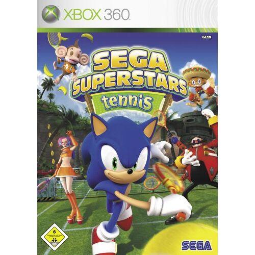 Sega - Sega Superstars Tennis - Preis vom 13.02.2020 06:03:59 h