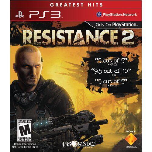Sony - Resistance 2 - Preis vom 03.04.2020 04:57:06 h
