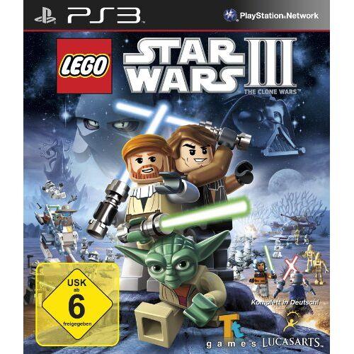 LucasArts - Lego Star Wars III: The Clone Wars - Preis vom 18.11.2019 05:56:55 h