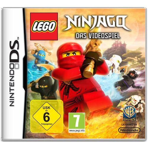 Warner Bros. - LEGO Ninjago - Das Videospiel - Preis vom 08.04.2020 04:59:40 h