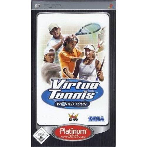 Sega - Virtua Tennis: World Tour [Platinum] - Preis vom 13.02.2020 06:03:59 h