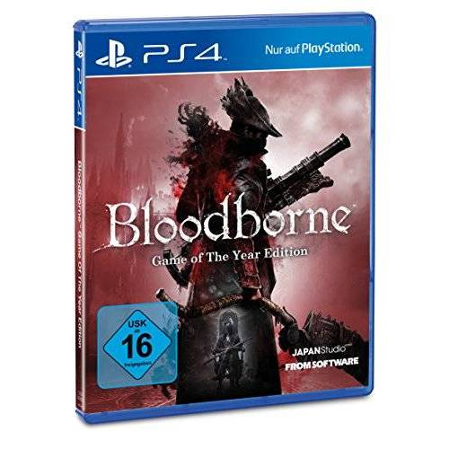 FromSoftwares - Bloodborne - Game of the Year Edition - [PlayStation 4] - Preis vom 18.04.2021 04:52:10 h