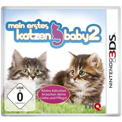 THQ - Mein erstes Katzenbaby 2 - Preis vom 20.10.2020 04:55:35 h