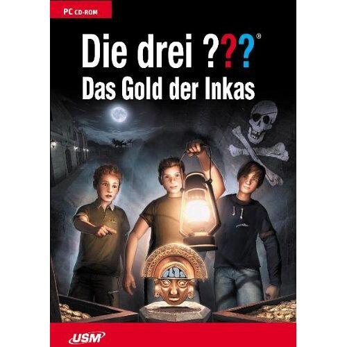 Junior - Die drei ??? - Das Gold der Inkas - Preis vom 25.01.2020 05:58:48 h